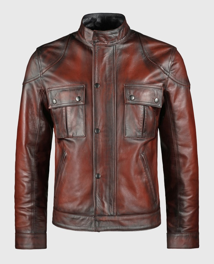 54578869512 Leather Jackets