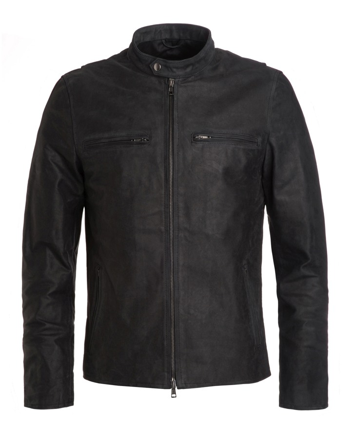 Vintage Style Leather Jackets Cafe Racer
