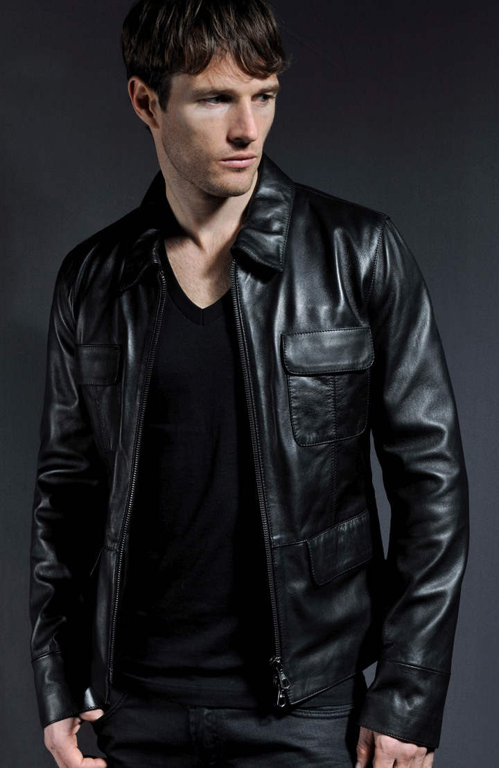 0a11d8f4184d The Vampire Diaries Leather Jacket
