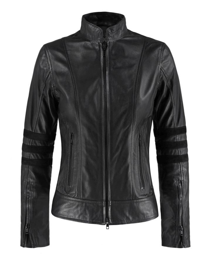 abf45ae13447 Dark Angel | Womens Replica Leather Jacket | Soul Revolver