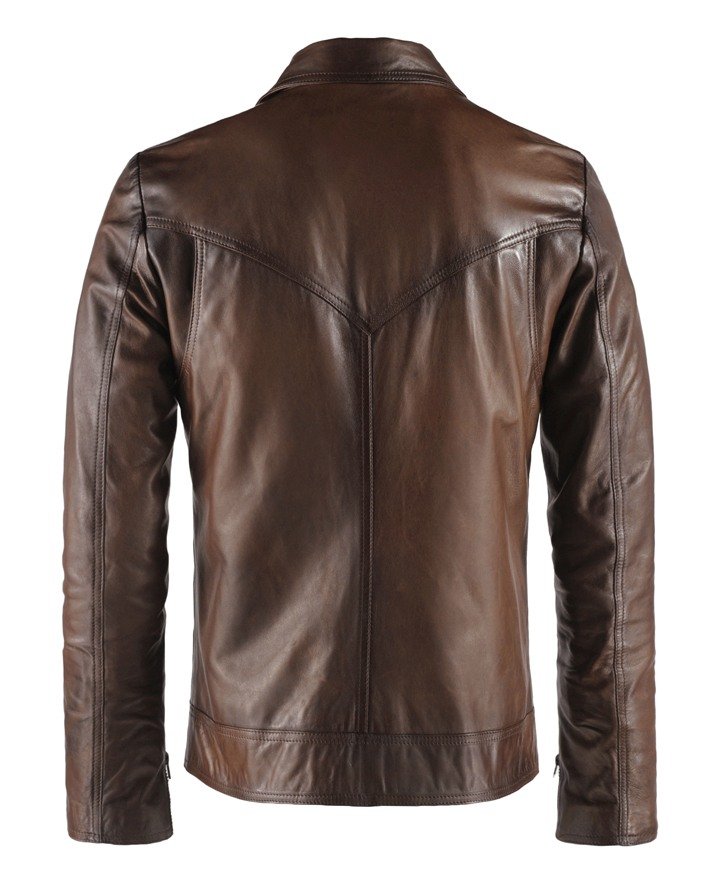 Unique Vintage Leather Jacket   Drifter