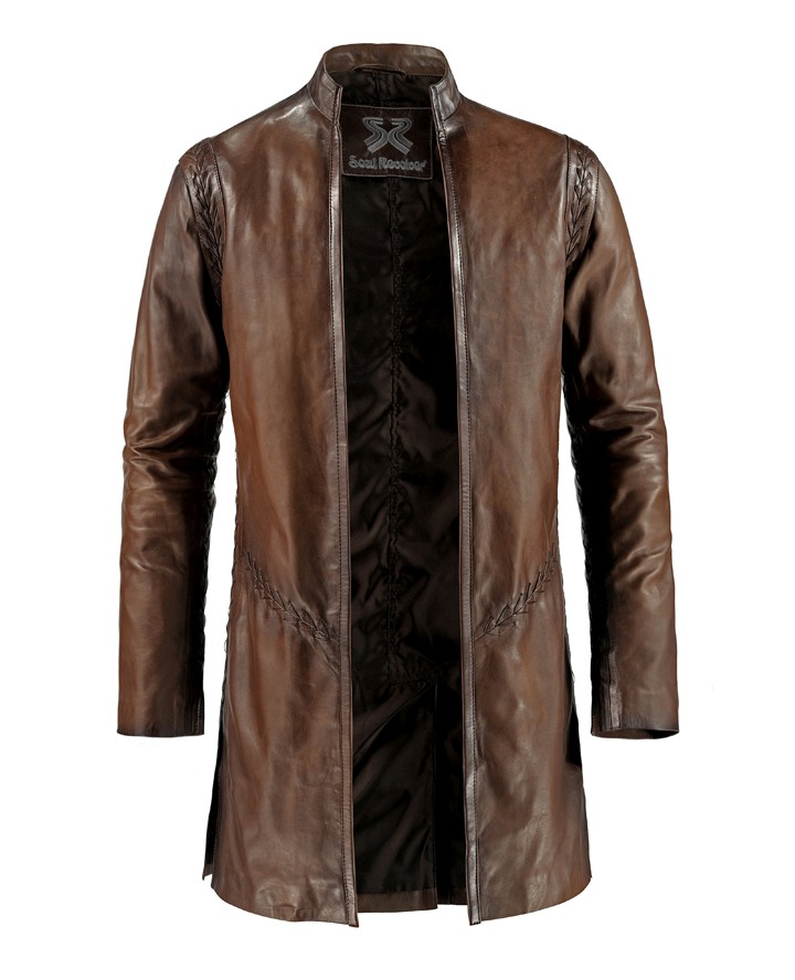 Aragorn Leather Duster | Lord of the Rings
