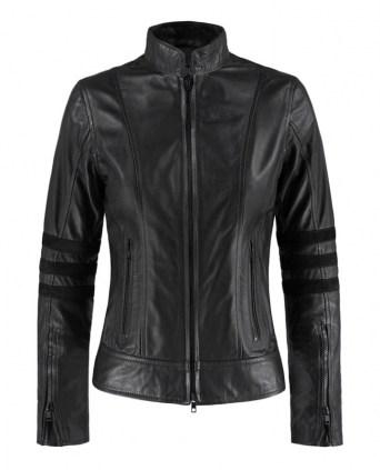435b2cf19427 Dark Angel - 18. Womens Biker Leather Jacket