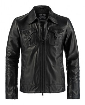 drifter_black_mens_leather_jacket_back.jpg