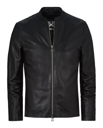 are men's leather jackets out of style